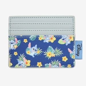 Loungefly Disney Lilo & Stitch Tropical Cardholder